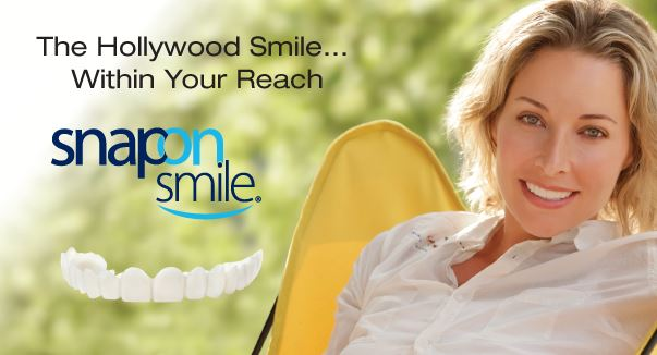 Snap on Smile Carlsbad